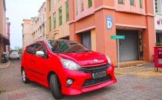 Jual cepat mobil Toyota Agya TRD Sportivo 2014 di DKI Jakarta