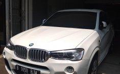 Jual mobil BMW X4 xDrive28i xLine 2016 bekas di DKI Jakarta