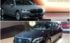 Komparasi BMW 740Li Opulence VS Mercedes-Benz S 450 L; Siapa Luxury Sedan Jerman Terbaik?