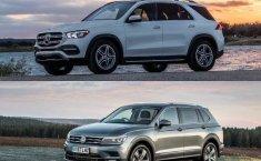 SUV Mercedes dan Volkswagen Ini Raih Penghargaan Keselamatan