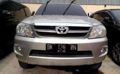 Jual mobil Toyota Fortuner 2.7 G 2006 bekas di Sumatra Utara