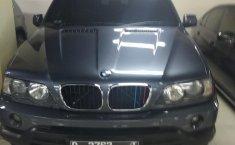 Jual cepat mobil BMW X5 xDrive30d 2002 di DKI Jakarta