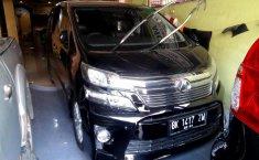 Jual cepat mobil Toyota Vellfire G 2012 di  Yogyakarta D.I.Y