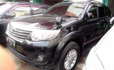 Jual mobil Toyota Fortuner 2.5 G 2012 terbaik di Sumatra Utara