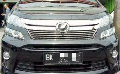 Sumatra Utara, jual mobil Toyota Vellfire ZG 2013 dengan harga terjangkau