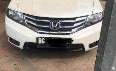 Jual mobil bekas murah Honda City E 2012 di Sumatra Selatan