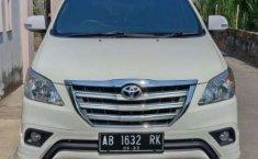 DIY Yogyakarta, jual mobil Toyota Kijang Innova 2.0 G 2013 dengan harga terjangkau