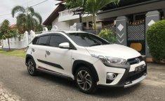 Jual mobil Toyota Yaris Heykers 2017 bekas, Sumatra Barat