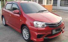 Jual mobil Toyota Etios Valco 2016 bekas, Lampung