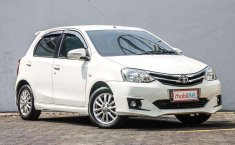 Jual Toyota Etios Valco G 2016 harga murah di Jawa Barat