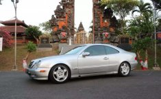 Jual Mercedes-Benz CLK CLK 230 2001 harga murah di DKI Jakarta
