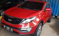 Jual cepat Kia Sportage EX 2015 di Riau