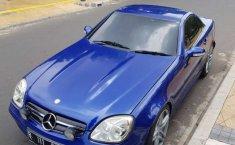 DKI Jakarta, Mercedes-Benz SLK SLK 230 K 2000 kondisi terawat