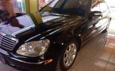Mobil Mercedes-Benz S-Class 2001 S 320 L dijual, DKI Jakarta