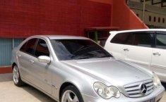 Mobil Mercedes-Benz C-Class 2001 C 180 dijual, Lampung