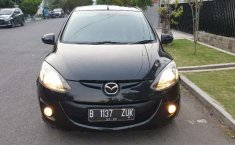 Mobil Mazda 2 2009 Hatchback dijual, Jawa Timur