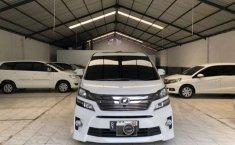 Jual cepat Toyota Vellfire ZG 2012 di Jawa Timur