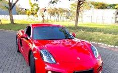 Jawa Timur, Porsche Cayman 2013 kondisi terawat