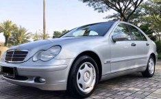 DKI Jakarta, jual mobil Mercedes-Benz C-Class C 180 2003 dengan harga terjangkau