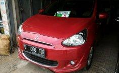 Jual mobil Mitsubishi Mirage GLS 2014 terawat di DKI Jakarta
