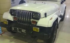 Jual mobil bekas murah Jeep Wrangler V6 3.6 Automatic 1996 di DKI Jakarta