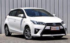 Mobil Toyota Yaris G 2015 dijual, DKI Jakarta