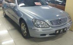 Jual mobil bekas murah Mercedes-Benz S-Class S 350 2000 di DKI Jakarta