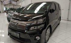 Jual cepat Toyota Vellfire 2.4 NA 2012 bekas di DIY Yogyakarta