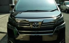 Jual Toyota Vellfire G 2018 harga murah di DKI Jakarta