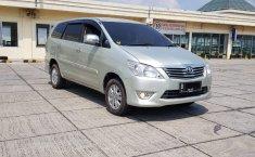 Jual mobil bekas murah Toyota Kijang Grand Innova 2.0 G 2012 di DKI Jakarta