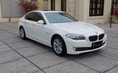 Jual mobil BMW 5 Series 520i F10 2013 terawat di DKI Jakarta
