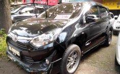 Jual cepat mobil Toyota Agya 1.2 TRD Sportivo 2018 di  Sumatra Utara