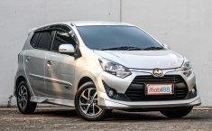 Jual mobil Toyota Agya TRD Sportivo 2017 terbaik di DKI Jakarta