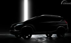 Masih Siluet, Mitsubishi Xpander Crossover Siap Meluncur November Ini