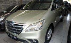 Dijual mobil Toyota Kijang Innova 2.0 G 2014 murah di DI Yogyakarta