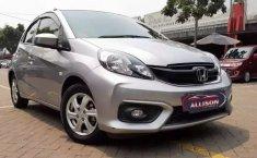 Dijual mobil bekas Honda Brio Satya E 2017, Banten