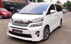 Jual cepat Toyota Vellfire Z 2013 bekas di Banten