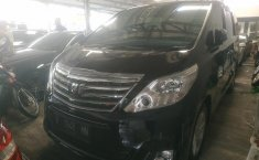 Jual mobil Toyota Alphard G 2012 murah di DKI Jakarta