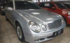 Jual mobil Mercedes-Benz E-Class E 200 2006 bekas, DKI Jakarta