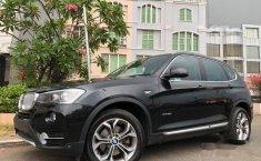 Mobil BMW X3 2017 xDrive20i xLine dijual, DKI Jakarta