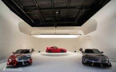 5 Modifikasi Toyota Supra Paling Unik yang Mejeng di SEMA 2019