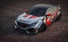 Tampil Di SEMA 2019, Honda Civic Si Drift Car Ini Berpenggerak RWD Dan Bertenaga 900 Hp