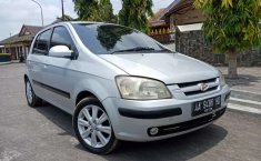 Jual Hyundai Getz 2004 harga murah di DIY Yogyakarta