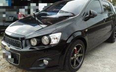 Jual mobil Chevrolet Aveo LT 2012 terawat di DIY Yogyakarta