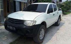 Kalimantan Tengah, Mitsubishi Triton GLX 4x4 2012 kondisi terawat