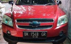 Mobil Chevrolet Captiva 2008 dijual, Sumatra Utara