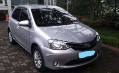 Jawa Barat, jual mobil Toyota Etios Valco E 2016 dengan harga terjangkau