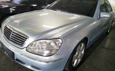 Jual cepat Mercedes-Benz S-Class S 500 2001 di DKI Jakarta