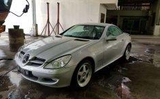 Jual mobil bekas murah Mercedes-Benz SLK 200 2005 di Banten