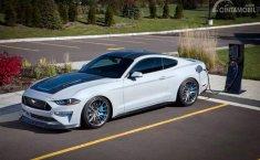 Saat Ford Mustang Disulap Jadi Mobil Elektrik 900 HP